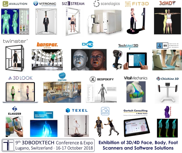 3DBODY TECH Conference & Expo